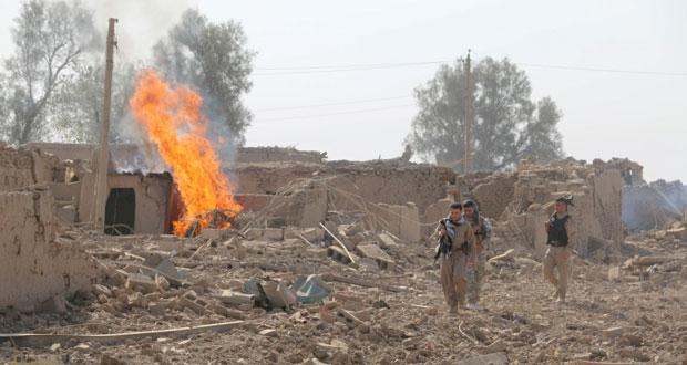 العراق: انتهاء العملية العسكرية بكركوك وداعش يسيطر على نصف بيجي