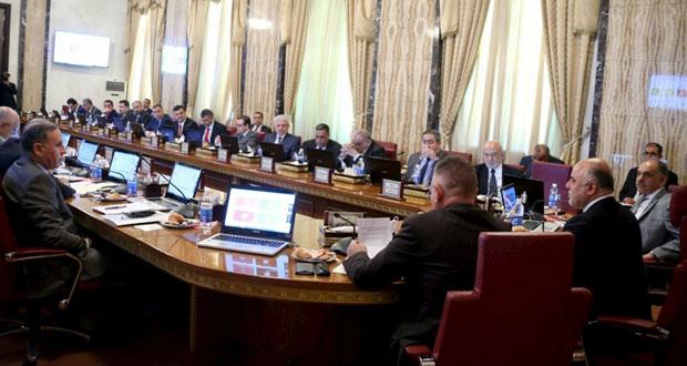 العراق: الحكومة تقر (اصلاحات) العبادي بالاجماع