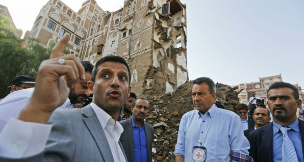اليمن: أنصار هادي يسيطرون على زنجبار