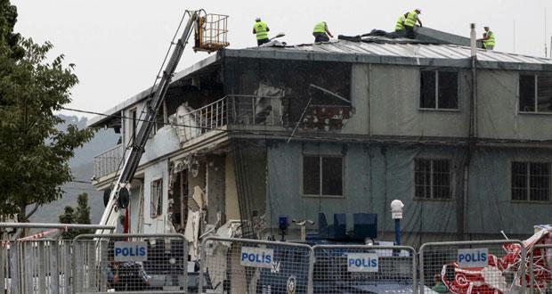 تركيا: سلسلة هجمات دامية ضد أهداف أمنية في أسطنبول وشرناق