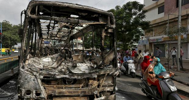الهند: مودي يدعو للهدوء بعد عنف (جوجارات) الطبقي