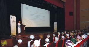 """ندوة """"التواصل الحضاري بين عمان والعالم"""" تناقش التواصل العماني مع حضارات العالم قديما وحديثا"""