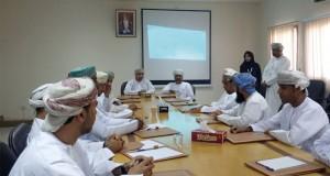 لجنة انتخابات الشورى تعقد إجتماعها الرابع بولاية الخابورة