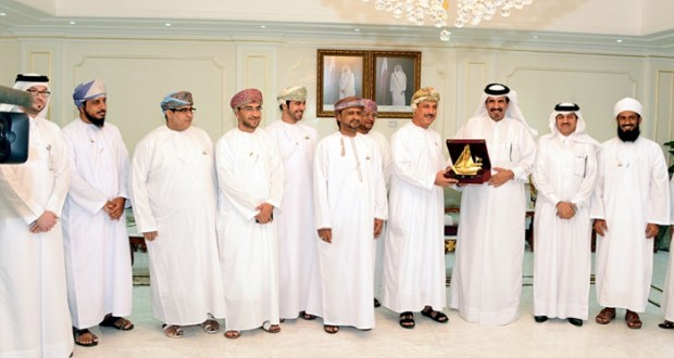 وفد من أصحاب المؤسسات الصغيرة والمتوسطة يبحث الفرص الاقتصادية في قطر
