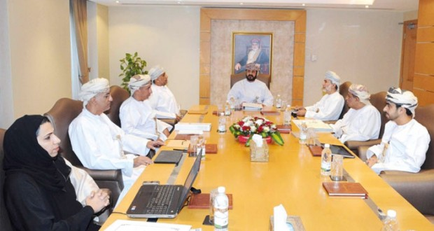 المرهون يترأس اجتماع مجلس إدارة صندوق تقاعد موظفي الخدمة المدنية
