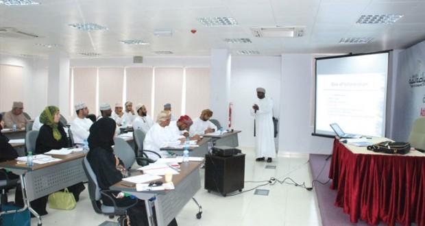 ختام ناجح لفعاليات المرحلة الأولى لدورة الإدارة الرياضية المتقدمة للجنة الأولمبية العمانية