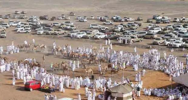 انطلاق النسخة الثانية من مزاينة بدين للهجن رابع يوم عيد الأضحى المبارك
