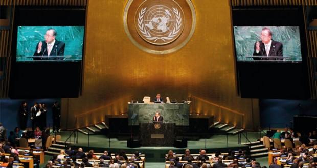 الأمم المتحدة تتبنى خطة طموحة للتنمية على 15 سنة