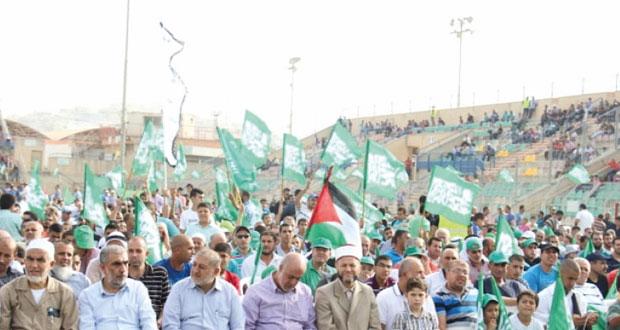 الفلسطينيون في (الداخل) ينتفضون لنصرة الأقصى بمشاركة عشرات الآلاف