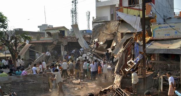 الهند: أكثر من 100 حالة وفاة بحريق في مطعم