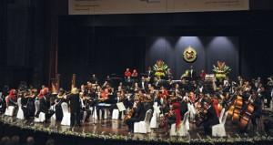 الاوركسترا السيمفونية السلطانية العمانية تحتفل بالذكرى الثلاثين لتأسيسها
