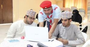 نادي نزوى يشارك في النسخة الرابعة من برنامج شبابي