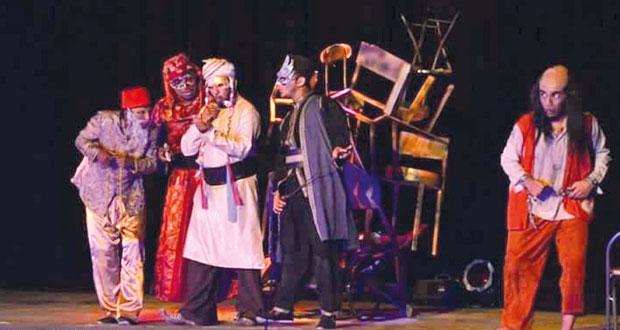"""""""درويش"""" مزون في مهرجان طقوس الدولي بالمملكة الأردنية"""