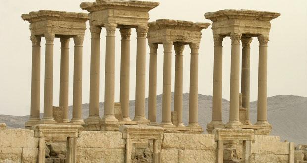 التراث ضحية الحرب الشرسة في سوريا