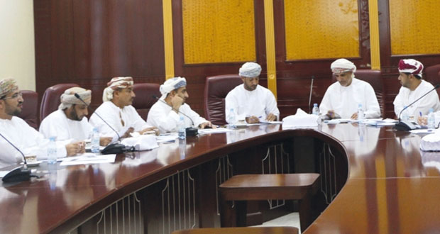 لجنة التطوير العقاري بفرع الغرفة بشمال الشرقية تناقش الصعوبات التي تواجه قطاع المقاولات