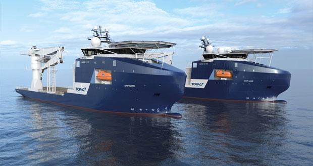 توباز تستثمر في أسطول للأعمال تحت سطح البحر