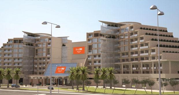 """توقيع اتفاقية تشغيل فندق وأجنحة """"دوسيت تماني"""" في بالم مول مسقط"""