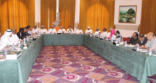 السلطنة تستضيف الاجتماع الأول للشبكة العربية للإدارة المستدامة للموارد الرعوية