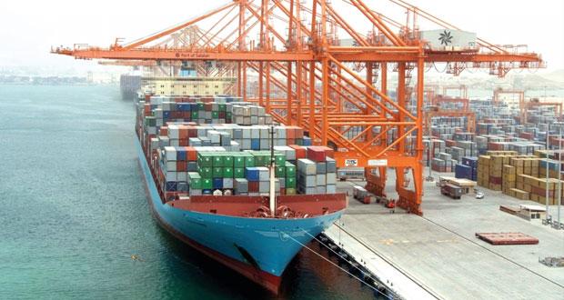 أكثر من 5.6 مليار ريال عماني صادرات سلعية للسلطنة بنهاية مايو