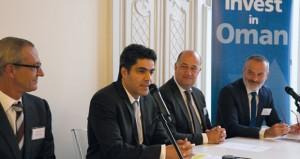 """بدء فعاليات ندوة """"استثمر في عمان"""" بإيطاليا"""