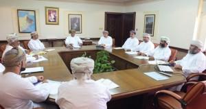 لجنة الإشراف على برامج ومشاريع محصولي القمح والشعير تناقش الاستعدادات للموسم الجديد