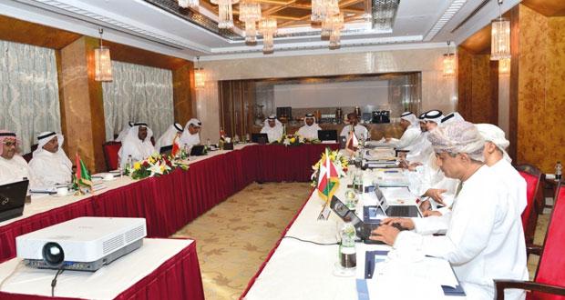 الاجتماع الثامن للجنة الدائمة للارصاد الجوية والمناخ بدول المجلس