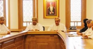 التعليم العالي تعقد جلسة تعريف مشتركة مع وزارة القوى العاملة عن كليات العلوم التطبيقية