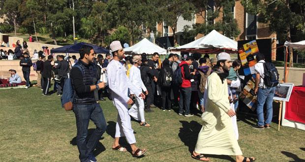 يوم ثقافي عماني مفتوح بمقاطعة نيوساوث ويلز الأسترالية