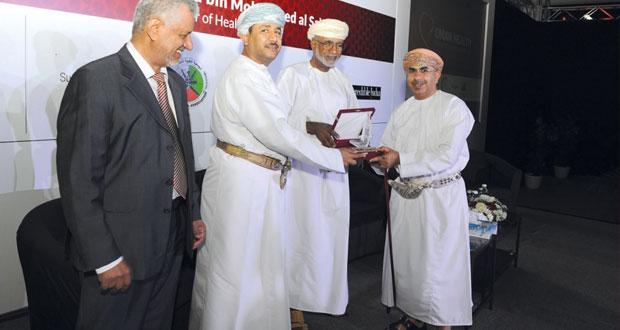 مؤتمر ومعرض عمان للصحة يوصي بإقامة نظام موحد لإدارة الطوارئ والأزمات والكوارث