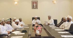 اجتماع الجمعية العامة الأول للمحاكم الابتدائية ومحكمة الاستئناف بإبراء