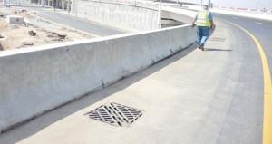 بلدية مسقط : مشروع جسور المحج بالعامرات لايزال قيد التنفيذ والانتهاء منه نوفمبر القادم