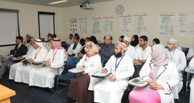 """المستشفى السلطاني ينظم حلقة عمل حول """" الحماية الإشعاعية في مجال الأشعة التشخيصية والطب النووي """""""