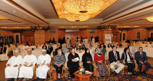 اختتام فعاليات المؤتمر الرابع للجمعية العمانية للسرطان والمؤتمر السادس للإتحاد الخليجي لمكافحة الأورام