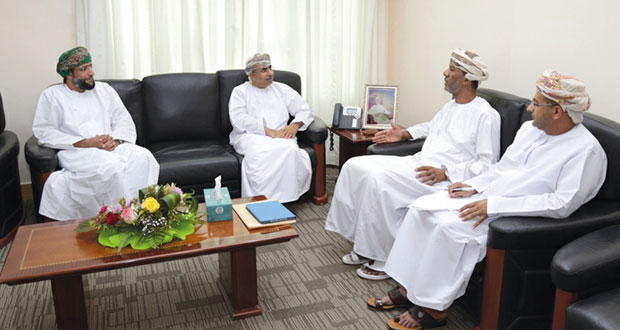 لقاء لبحث التعاون المشترك بين المجلس العماني للاختصاصات الطبية والجمعية الطبية العمانية