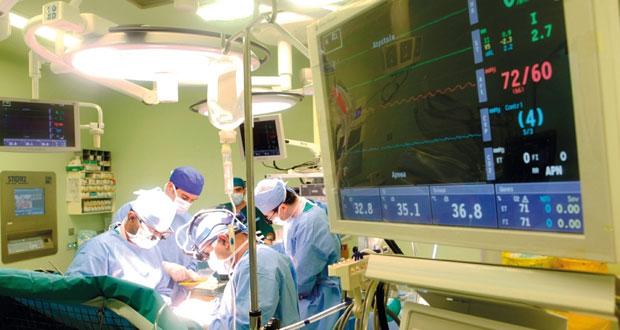 المستشفى الجامعي يجري بنجاح عملية زراعة صمام داخل صمام لقلب امرأة حامل