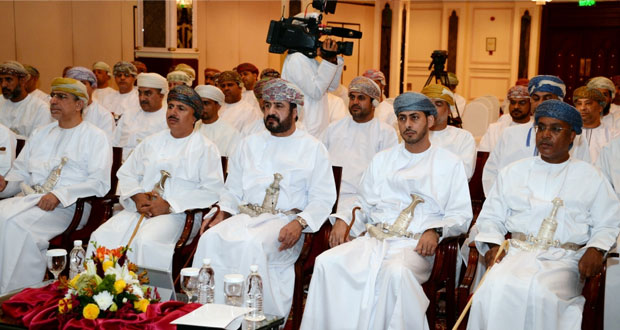 وزير الخدمة المدنية يرعى افتتاح فعاليات برنامج الكفاءات الحكومية