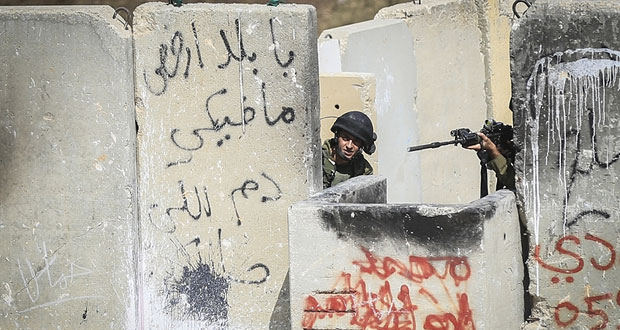 جيش الاحتلال يعتدي على المسيرات المناهضة للجدار والاستيطان ويصيب العشرات