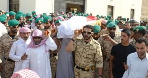 البحرين: تشييع جثامين شهداء (إعادة الأمل)