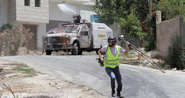 الاحتلال يصعد اعتداءاته في (الضفة)