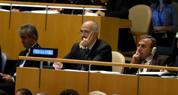 سوريا تحضر بقوة على طاولة (الأمم المتحدة).. أوباما مستعد للتعاون مع روسيا وايران