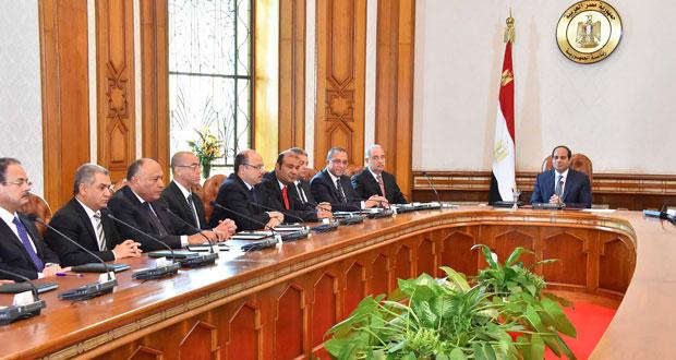مصر: الحكومة الجديدة تؤدي اليمين وتوجيهات بتحسين الخدمات ومكافحة الفساد