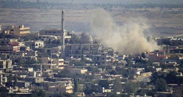 الحرب على داعش: روسيا تنسق لتوحيد الجهود وتشدد على شرعية الجيش السوري