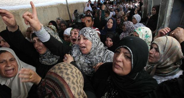 شهيدان برصاص الاحتلال في الخليل والفلسطينيون يستنكرون تصاعد الإرهاب الإسرائيلي