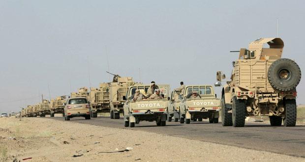 اليمن: انطلاق أول عملية برية لـ(التحالف) في مأرب