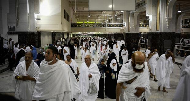 السعودية تستكمل استعدادها لاستقبال الحجاج في منى وعرفات