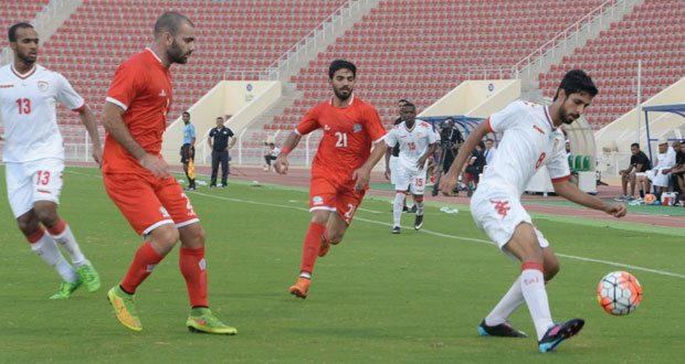منتخبنا الأولمبي يتغلب على المنتخب الفلسطيني بهدفين نظيفين
