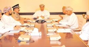 الاجتماع الثالث لمجلس إدارة صندوق دعم الأنشطة الرياضية لهذا العام