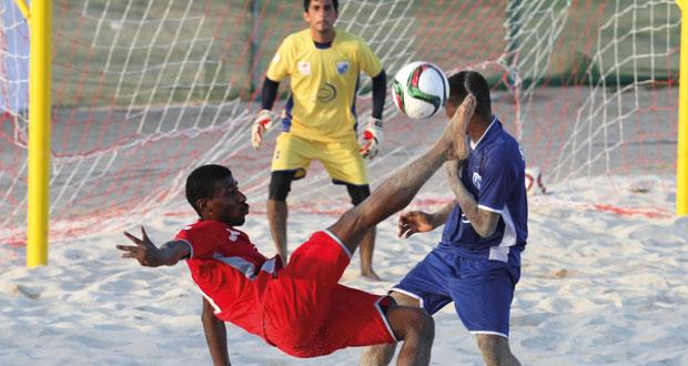 إثارة وقوة تشهدهما فعاليات بطولة كأس السويتي لأندية دوري المحترفين