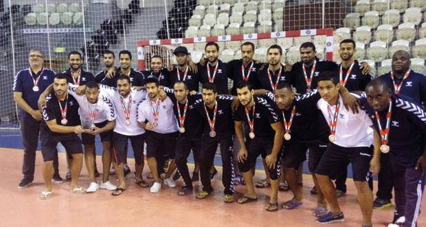 منتخبنا لليد يحصل على المركز الثاني في بطولة الجزيرة الدولية الثالثة بأبوظبي