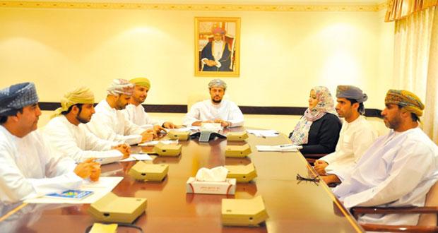 بحث ترتيبات استضافة السلطنة لقاء مسؤولي بيوت الشباب لدول مجلس التعاون الخليجي